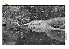 Canton Canoe Trip 2016 35 Carry-all Pouch by George Ramos