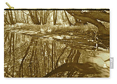 Canton Canoe Trip 2016 38 Carry-all Pouch by George Ramos