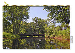 Canton Canoe Trip 2016 43 Carry-all Pouch by George Ramos