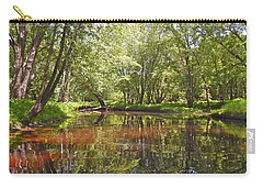Canton Canoe Trip 2016 44 Carry-all Pouch by George Ramos