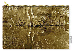 Canton Canoe Trip 2016 46 Carry-all Pouch by George Ramos