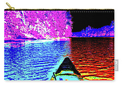Canton Canoe Trip 2016 48 Carry-all Pouch by George Ramos