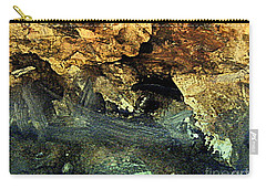 Carry-all Pouch featuring the painting Canyon Country by Nancy Kane Chapman