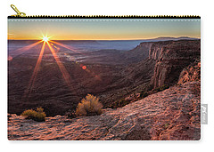 Canyon Country Sunrise Carry-all Pouch