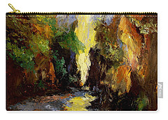 Canyon Creek Carry-all Pouch by Gail Kirtz