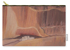 Canyon De Chelly Cliffdwellers #2 Carry-all Pouch