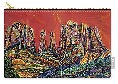 Canyon Carry-all Pouch by Erika Pochybova
