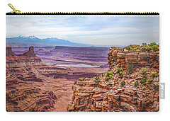 Canyon Landscape Carry-all Pouch