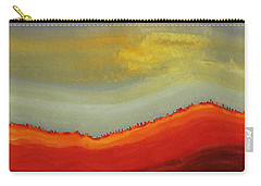 Canyon Outlandish Original Painting Carry-all Pouch