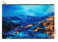 Canyon Song Carry-all Pouch by Elise Palmigiani
