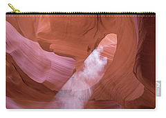 Carry-all Pouch featuring the photograph Canyon Spirits by Patricia Davidson