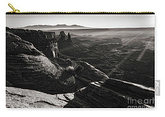 Canyon Sunbeams Carry-all Pouch by Kristal Kraft