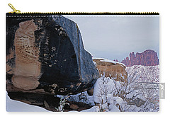 Canyonlands Swirl Carry-all Pouch