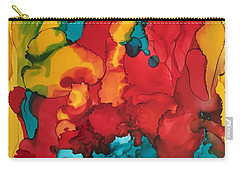 Canyons Of Color Carry-all Pouch
