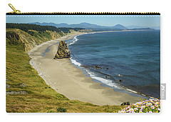 Cape Blanco On The Oregon Coast By Michael Tidwell Carry-all Pouch