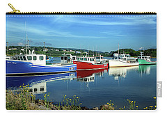 Carry-all Pouch featuring the photograph Cape Breton Island by Rodney Campbell