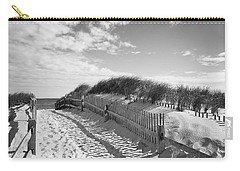 Cape Cod Beach Entry Carry-all Pouch by Mircea Costina Photography