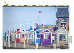 Cape Cod Cabins Carry-all Pouch