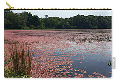 Cape Cod Cranberry Bog Carry-all Pouch