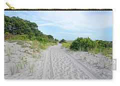 Cape Cod Sandy Walk Carry-all Pouch