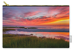 Cape Cod Skaket Beach Sunset Carry-all Pouch