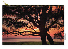 Cape Fear Sunset Overlook Carry-all Pouch