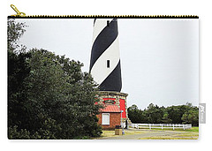 Cape Hatteras Lighthouse Carry-all Pouch by Shelia Kempf