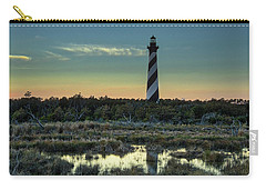 Cape Hatteras Sunset Carry-all Pouch
