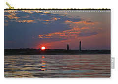 Cape Henry Sunset Carry-all Pouch