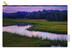 Carry-all Pouch featuring the photograph Cape Light by Kendall McKernon
