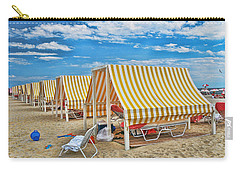 Cape May Cabanas 2 Carry-all Pouch