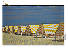 Cape May Cabanas 6 Carry-all Pouch