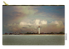 Cape May Lighthouse II Carry-all Pouch by John Rivera