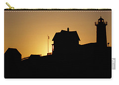 Cape Neddick-nubble Light Carry-all Pouch