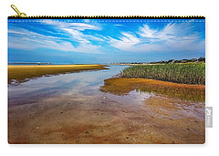 Carry-all Pouch featuring the photograph Cape Perspective by Kendall McKernon