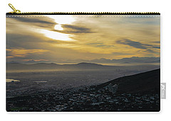 Cape Town Morning From Table Mountain Carry-all Pouch