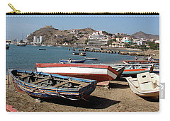 Cape Verde Carry-all Pouch