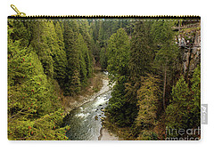 Capilano River Carry-all Pouch