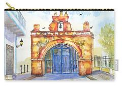 Capilla Del Cristo Puerto Rico Carry-all Pouch