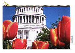 Capital Colors Carry-all Pouch