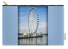 Capital Ferris Wheel Carry-all Pouch