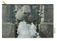 Senate Fountain Lion Carry-all Pouch