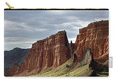 Capital Reef-cathedral Valley 9 Carry-all Pouch