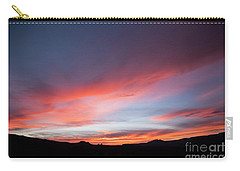 Capital Reef Sunset Carry-all Pouch