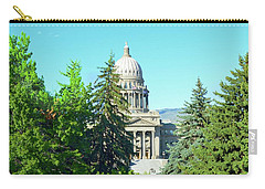 Capitol In The Trees Carry-all Pouch