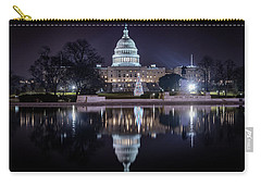 Capitol Reflects Carry-all Pouch