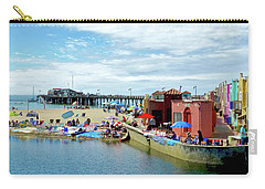 Capitola Begonia Festival Weekend Carry-all Pouch
