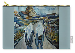 Cappadocia Impressions. Old Friends Carry-all Pouch