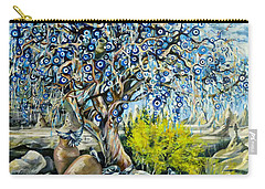 Cappadocia Nazar Tree Carry-all Pouch