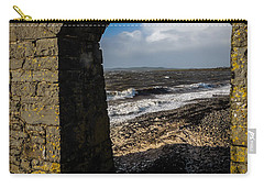 Cappagh Pier And Ireland's Shannon Estuary Carry-all Pouch